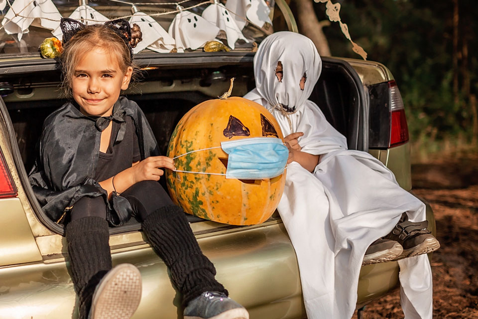 Collection Spotlight: Trunk or Treat Fundraiser