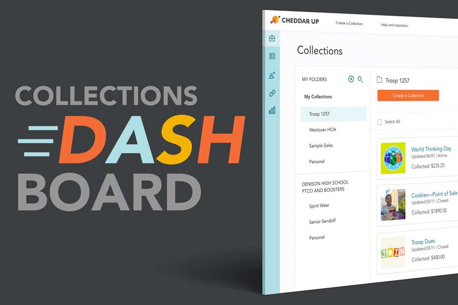 Your Updated Collections Dashboard