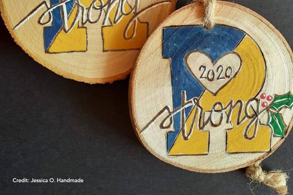 Collection Spotlight: Franklin Elementary PTA Ornament Sale
