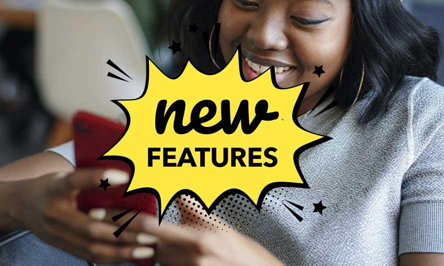 New Features for Our Direct Sellers