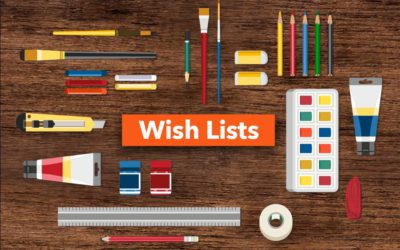How to Use Cheddar Up to Request and Fulfill Teacher Wish Lists